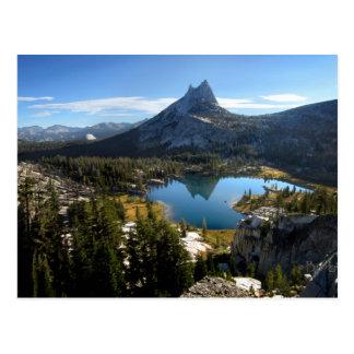 Cathedral Lake 3 - John Muir Trail - Yosemite Postcard