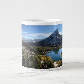 Cathedral Lake 3 - John Muir Trail - Yosemite Extra Large Mugs