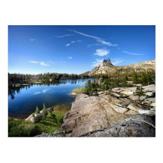 Cathedral Lake - John Muir Trail - Yosemite Postcard