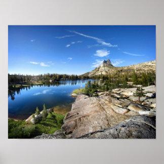 Cathedral Lake - John Muir Trail - Yosemite Poster