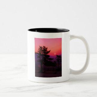 Cathedral Ledge Two-Tone Coffee Mug