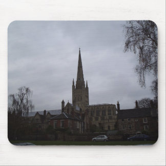Cathedral Mouse Pad