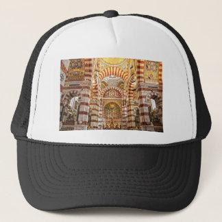 Cathedral Notre Dame de la garde in Marseille Trucker Hat