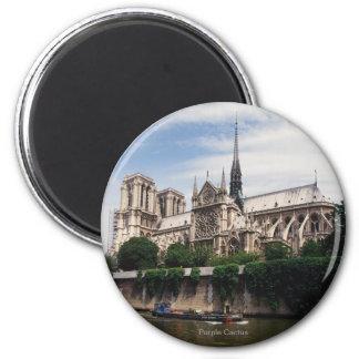 Cathedral Notre-Dame, Paris Fridge Magnet