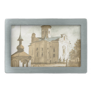 Cathedral of Ascension in Pereiaslav by Taras Belt Buckles