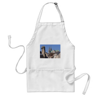 Cathedral of Chartres in France Adult Apron