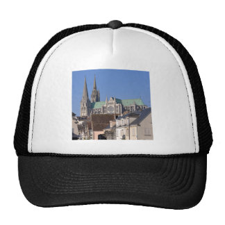 Cathedral of Chartres in France Trucker Hat