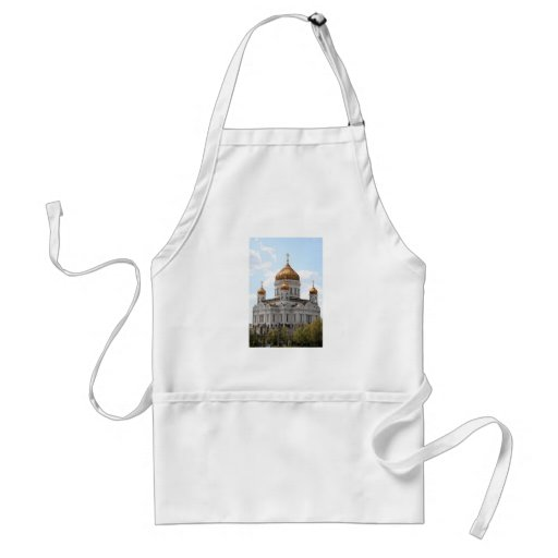 Cathedral of Christ the Saviour Adult Apron