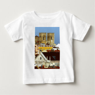 Cathedral of Lisbon, Lisbon, Portugal Baby T-Shirt
