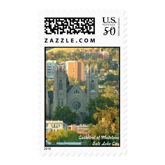 Cathedral of Madeleine Postage