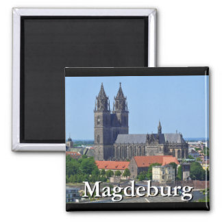 Cathedral of Magdeburg 001.02 Magnet