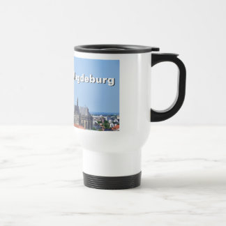 Cathedral of Magdeburg 02.2, Travel Mug