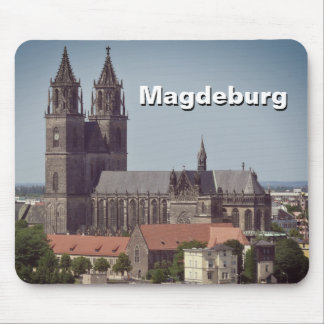 Cathedral of Magdeburg 02.F.02 Mouse Pad