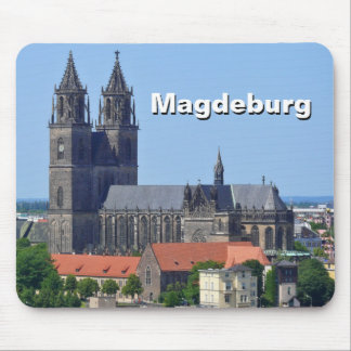 Cathedral of Magdeburg 02 Mouse Pad
