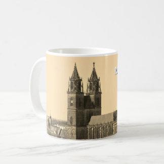 Cathedral of Magdeburg 02.T.2.8 Coffee Mug