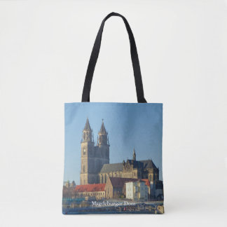 Cathedral of Magdeburg 03.01.T Tote Bag