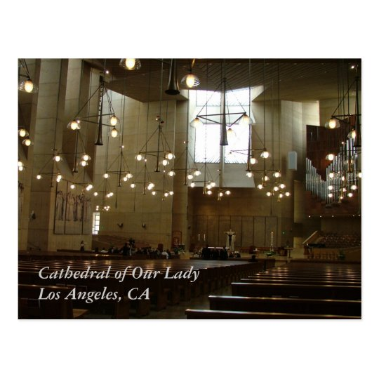 Cathedral of Our Lady Postcard