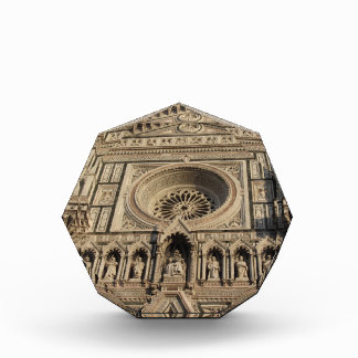 Cathedral of Saint Mary of the Flower in Florence Acrylic Award