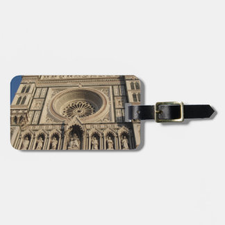 Cathedral of Saint Mary of the Flower in Florence Luggage Tag