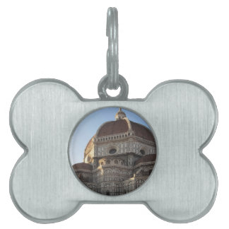 Cathedral of Saint Mary of the Flower in Florence Pet ID Tag