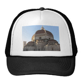 Cathedral of Saint Mary of the Flower in Florence Trucker Hat