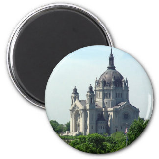 Cathedral of Saint Paul 2 Inch Round Magnet