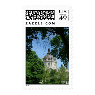 Cathedral of Saint Paul Stamp