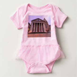 Cathedral of Saint Peter of Geneva Baby Bodysuit