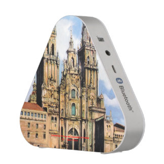 Cathedral of Santiago de Compostela (To Corunna) Bluetooth Speaker