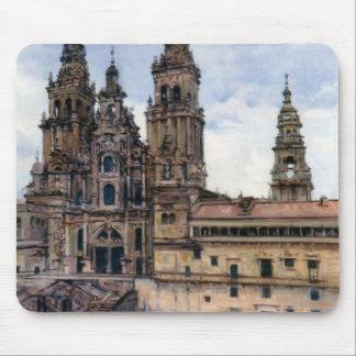 Cathedral of Santiago de Compostela (To Corunna)