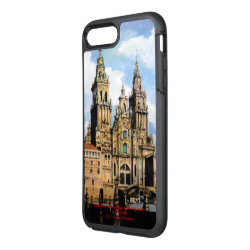 Cathedral of Santiago de Compostela (To Corunna) OtterBox Symmetry iPhone 7 Plus Case