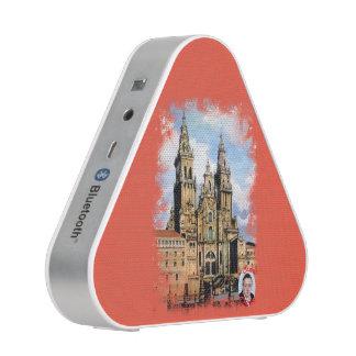 Cathedral of Santiago de Compostela (To Corunna) Speaker