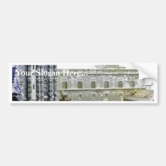 Cathedral Of Sevilla Bumper Sticker