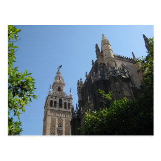 Cathedral of Seville Postcard