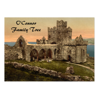 Cathedral of St Germain, Peel, Isle of Man Large Business Cards (Pack Of 100)