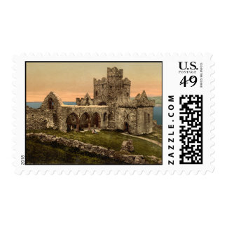 Cathedral of St Germain, Peel, Isle of Man Stamp