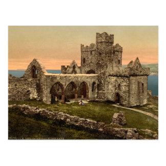 Cathedral of St Germain, Peel, Isle of Man Postcard