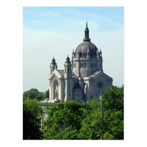 Cathedral of St Paul Post Card
