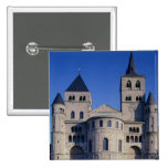 Cathedral of St. Peter 2 Inch Square Button