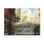 Cathedral of Tarragona Postcard