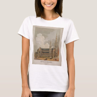 Cathedral of the Holy Cross Boston Mass. 1871 T-Shirt