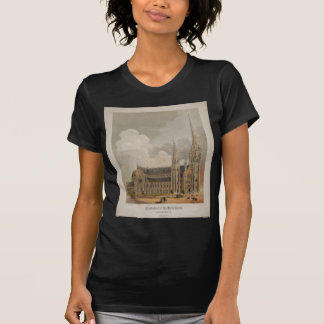Cathedral of the Holy Cross Boston Mass. 1871 Tee Shirts