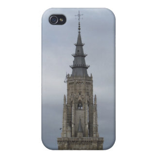 Cathedral of Toledo iPhone 4/4S Case