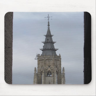 Cathedral of Toledo Mousepad