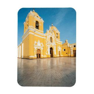 Cathedral Of Trujillo, Trujillo, Peru Rectangular Magnets