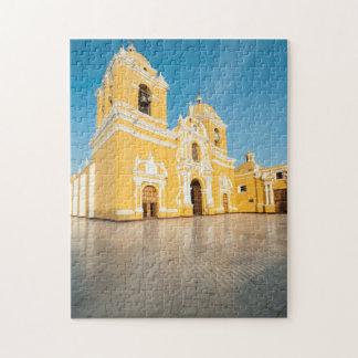 Cathedral Of Trujillo, Trujillo, Peru Puzzle