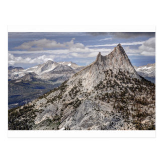 Cathedral Peak and Mount Conness Postcard
