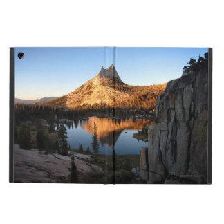Cathedral Peak Sunset - John Muir Trail - Yosemite iPad Air Cover
