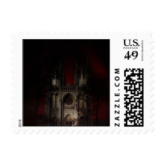 Cathedral Postage