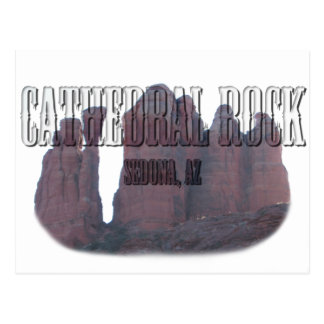 Cathedral Rock 3 Postcard
